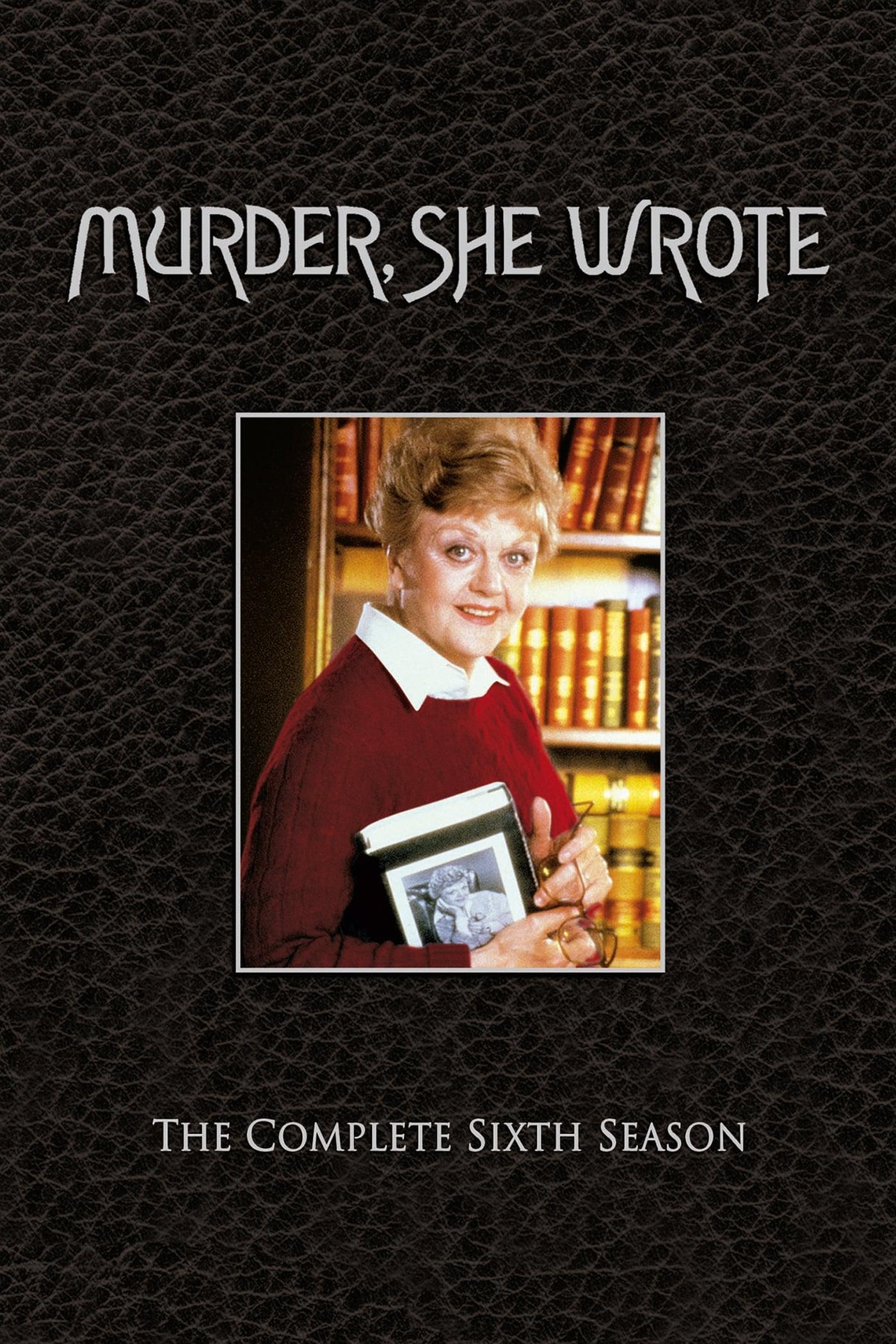 Mord ist ihr Hobby Season 6