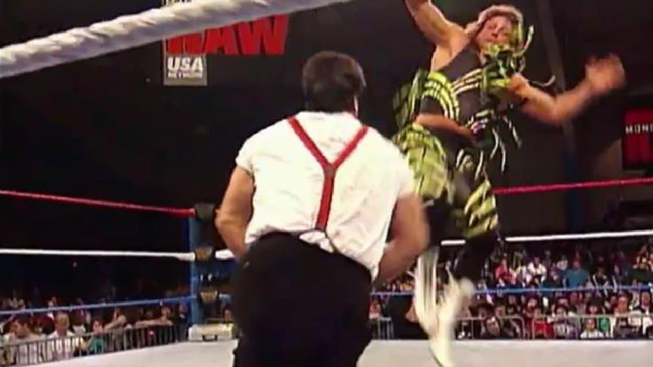 WWE Raw Season 2 :Episode 6  RAW 51