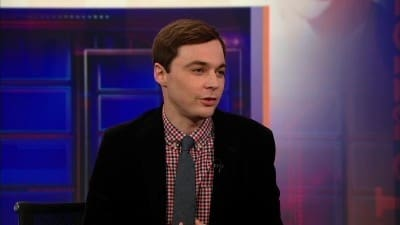 The Daily Show with Trevor Noah Season 17 :Episode 106  Jim Parsons