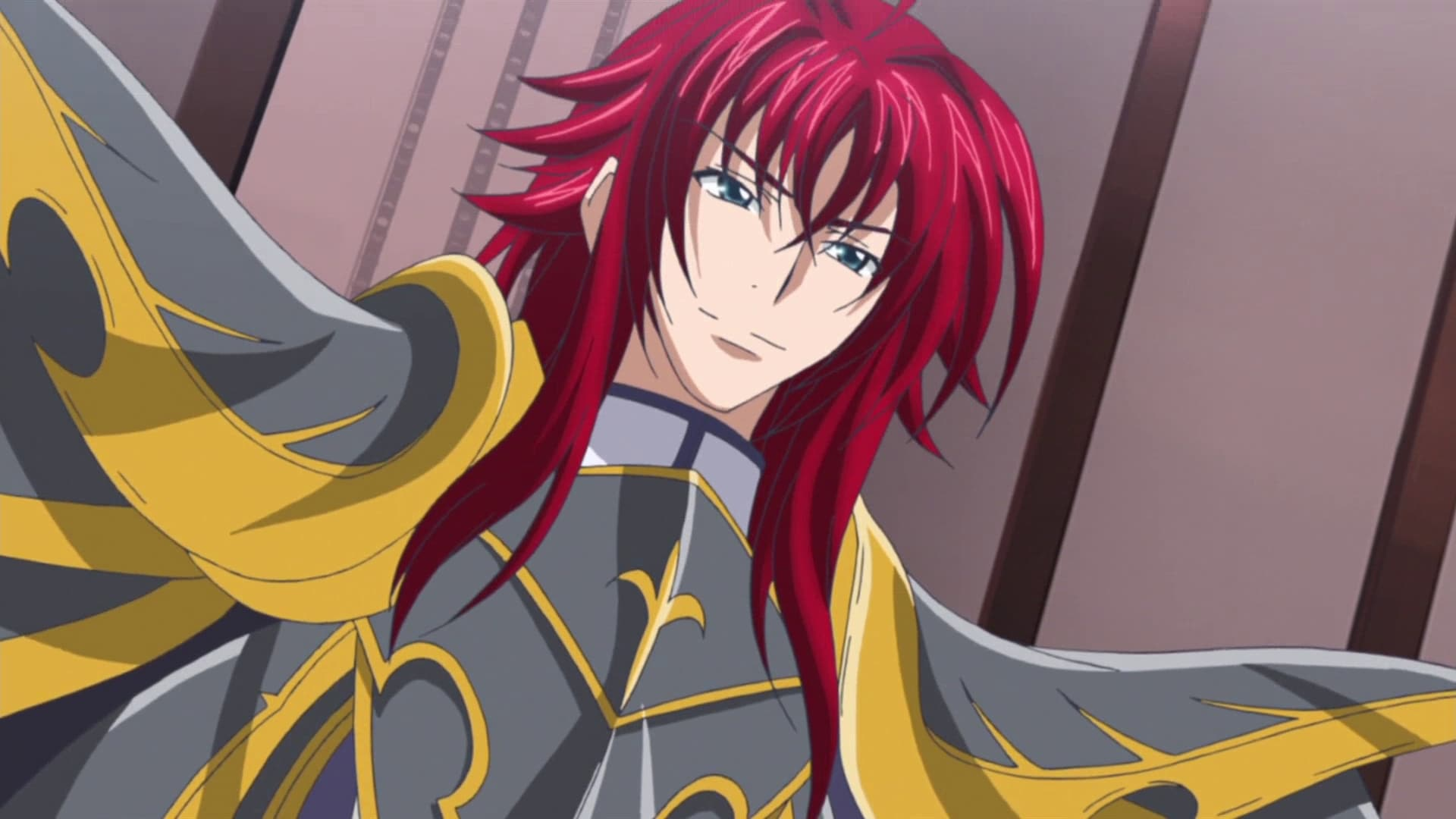 High School DxD Season 1 :Episode 12  I Came to Carry Out My Promise!