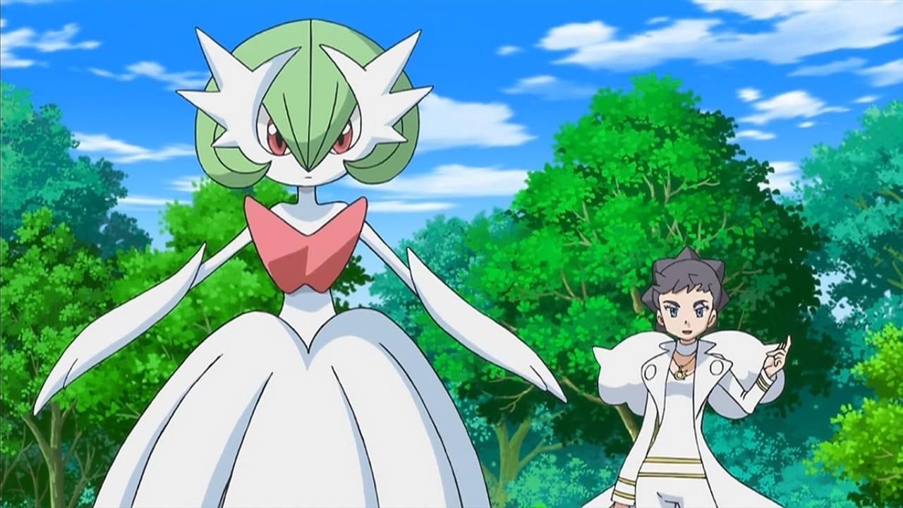 Pokémon Season 17 :Episode 27  The Bonds of Evolution!