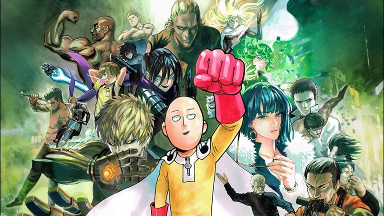 One-Punch Man - Specials