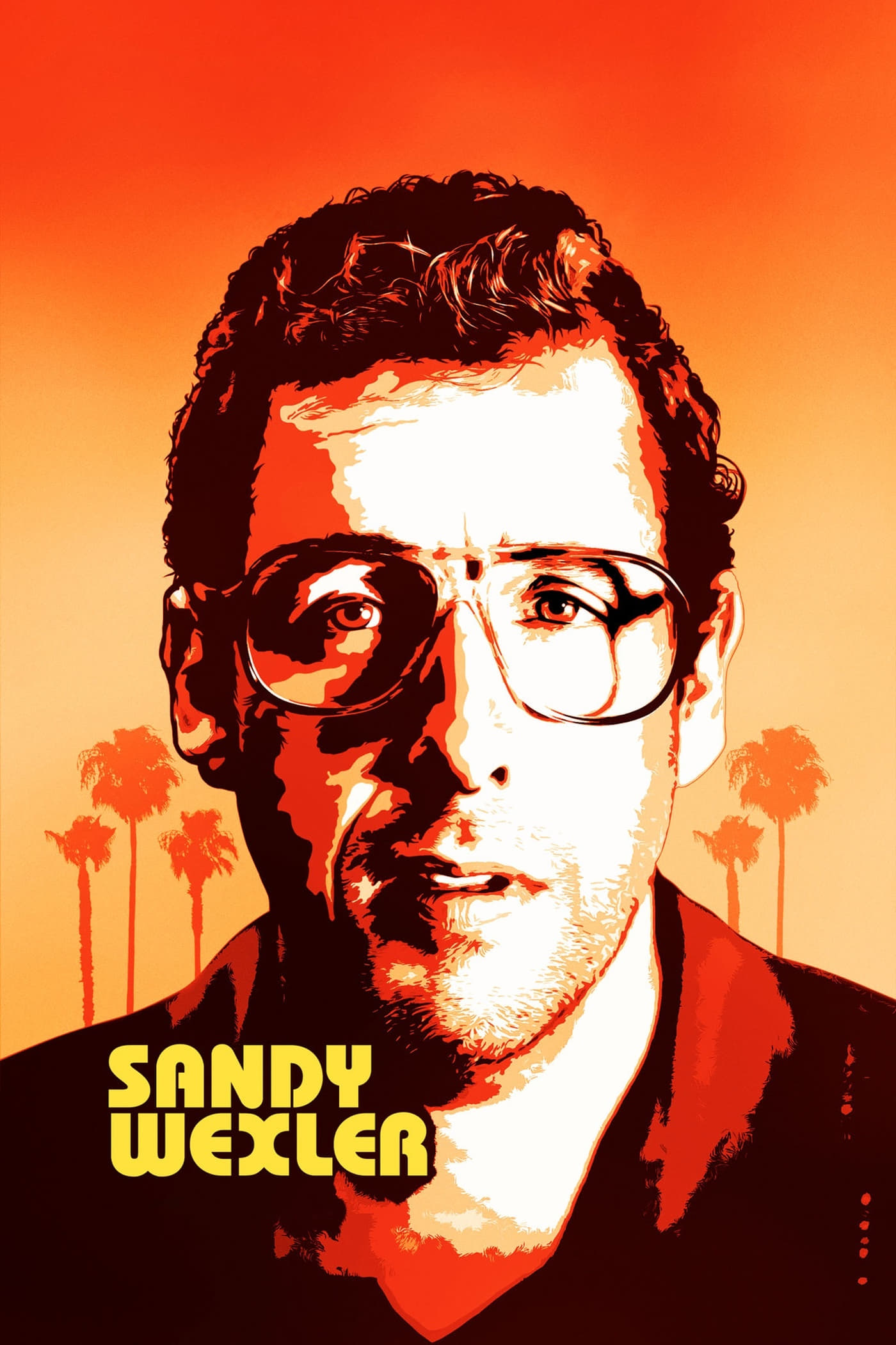 Póster Sandy Wexler