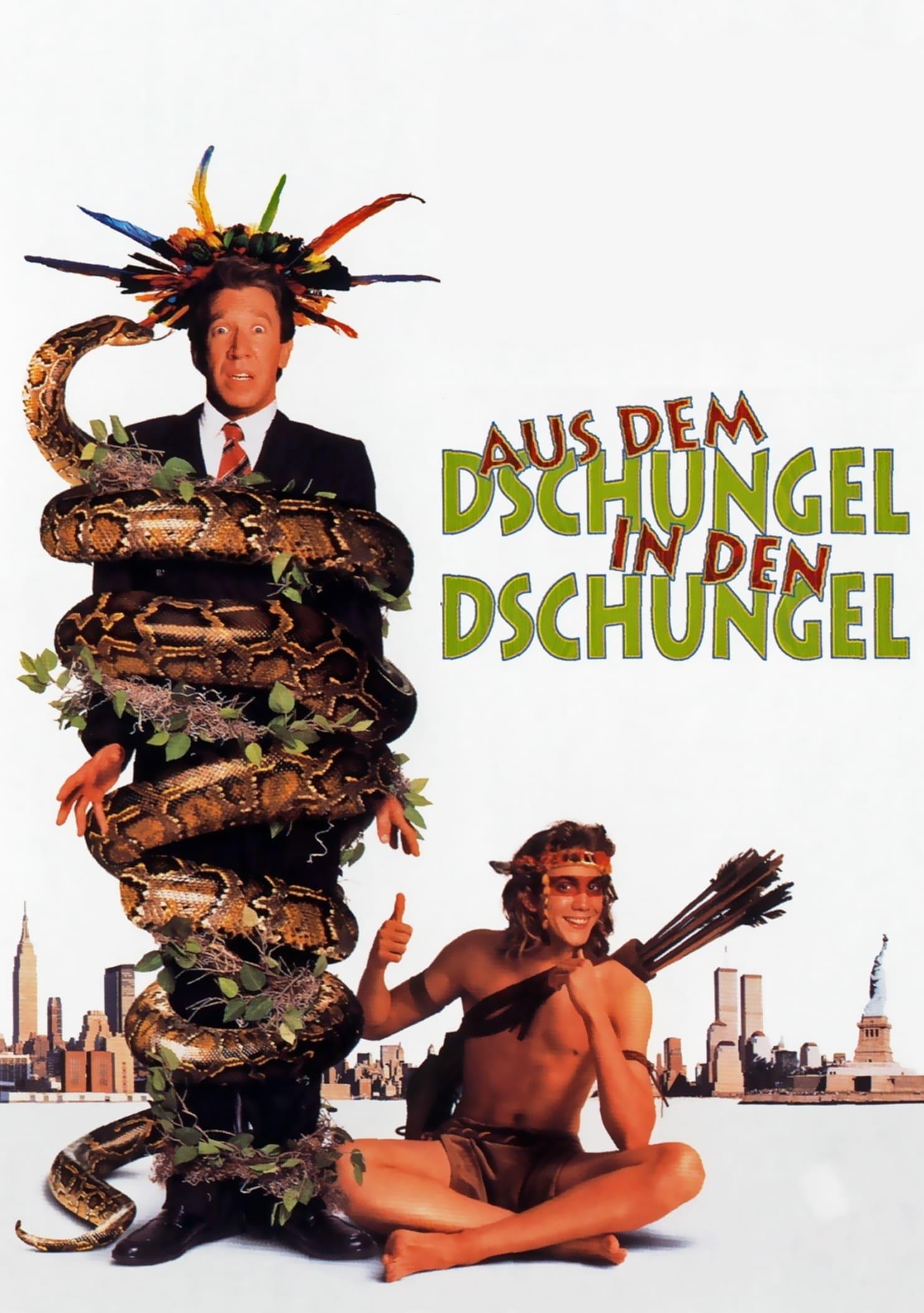 Jungle 2 Jungle 1997 - Movie Moviefone