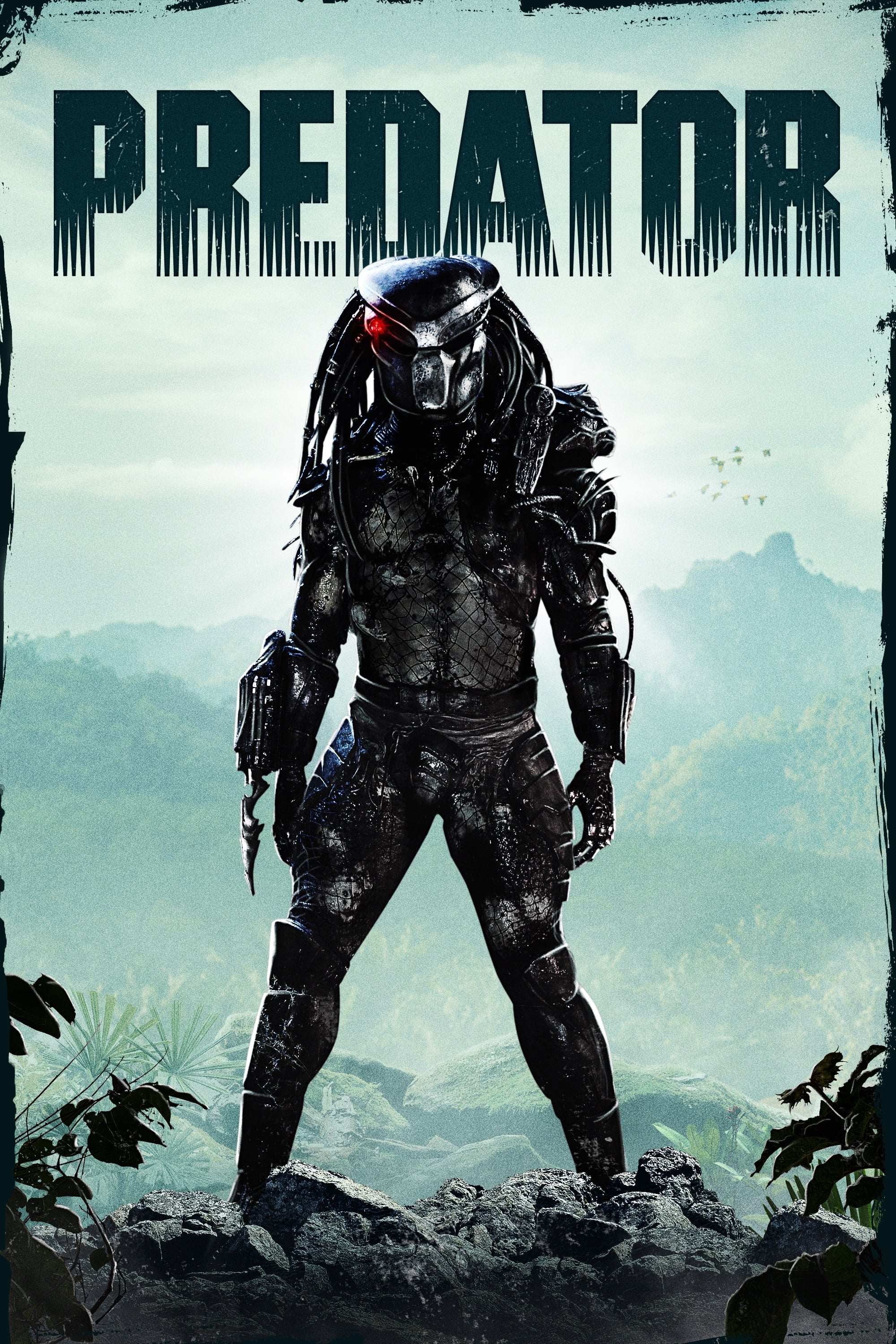Inception Dvd Cover Art Predator (1987) • it...