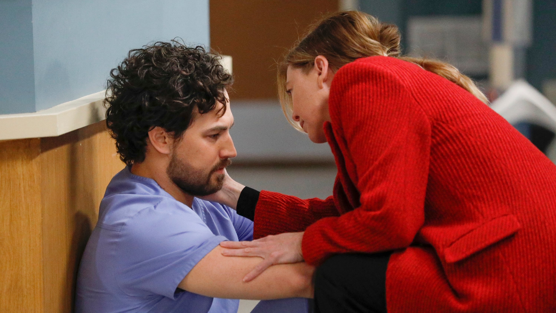 Grey's Anatomy - Season 16 Episode 21 : Put on a Happy Face