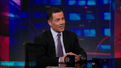 The Daily Show with Trevor Noah Season 18 :Episode 92  Vali Nasr