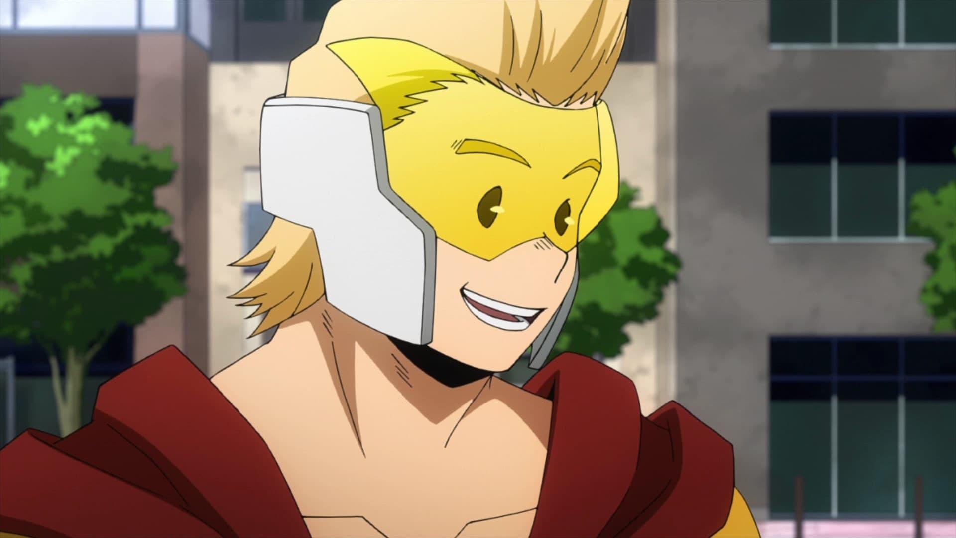 My Hero Academia - Season 4 Episode 4 : Fighting Fate