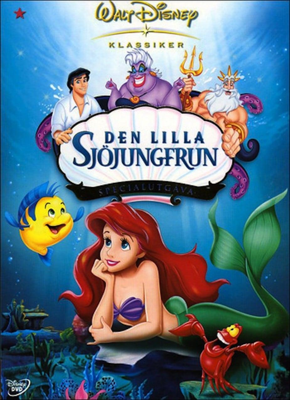 the little mermaid  1989   u2022 movies film