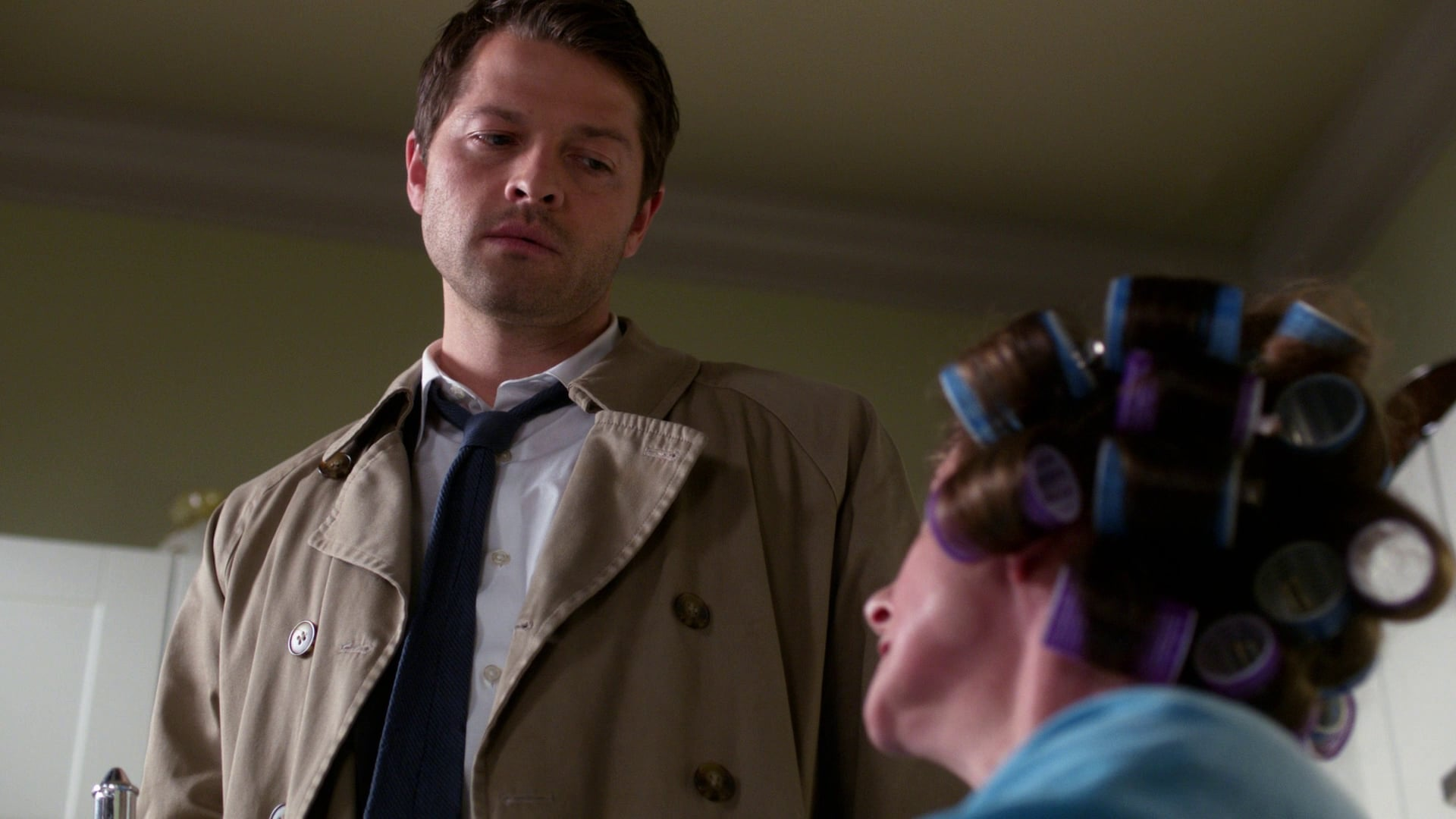 Supernatural Season 8 :Episode 17  Goodbye, Stranger