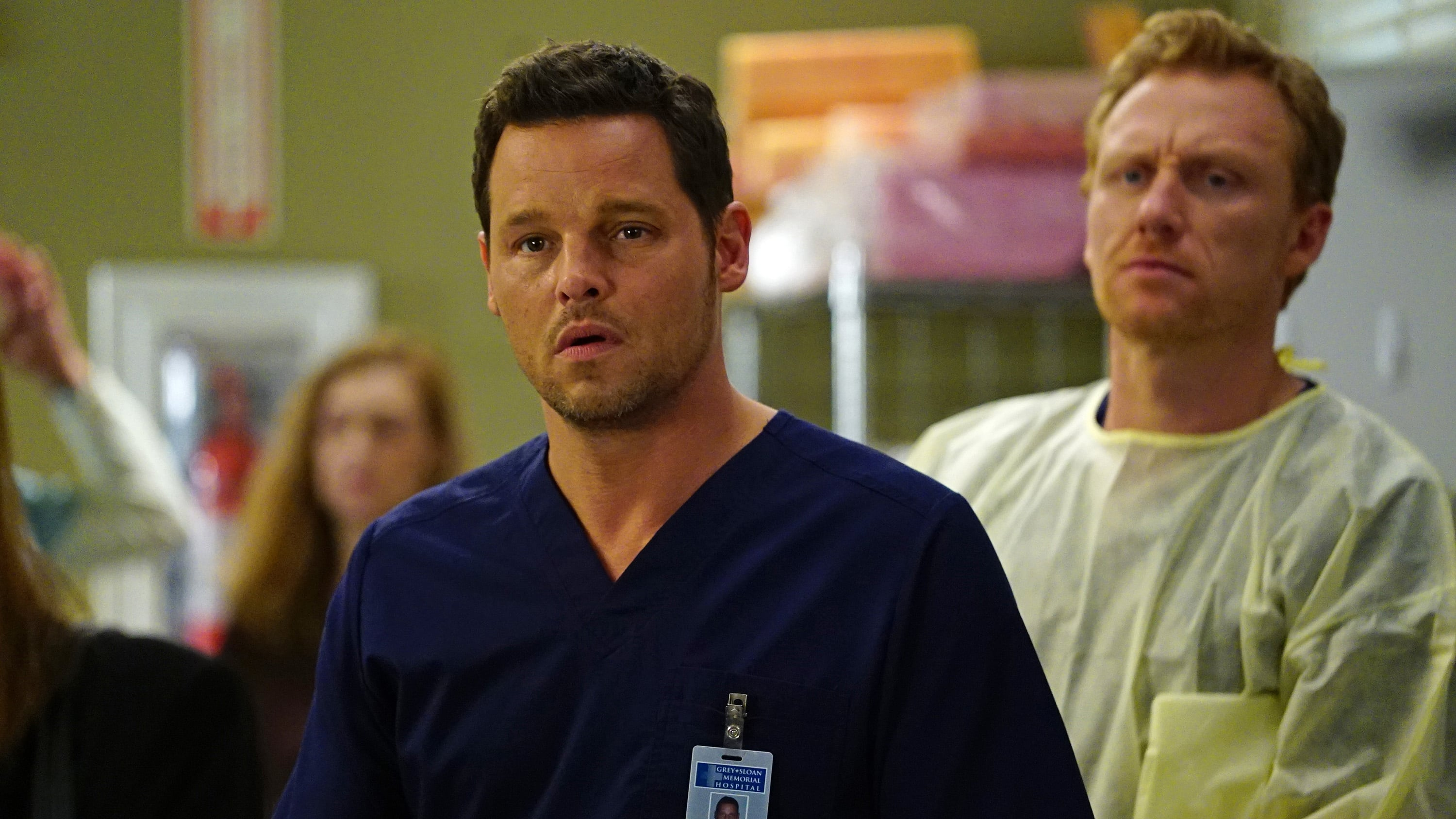 Grey's Anatomy - Season 12 Episode 20 : Trigger Happy