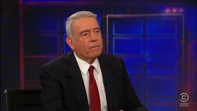Season 17 :Episode 105  Dan Rather