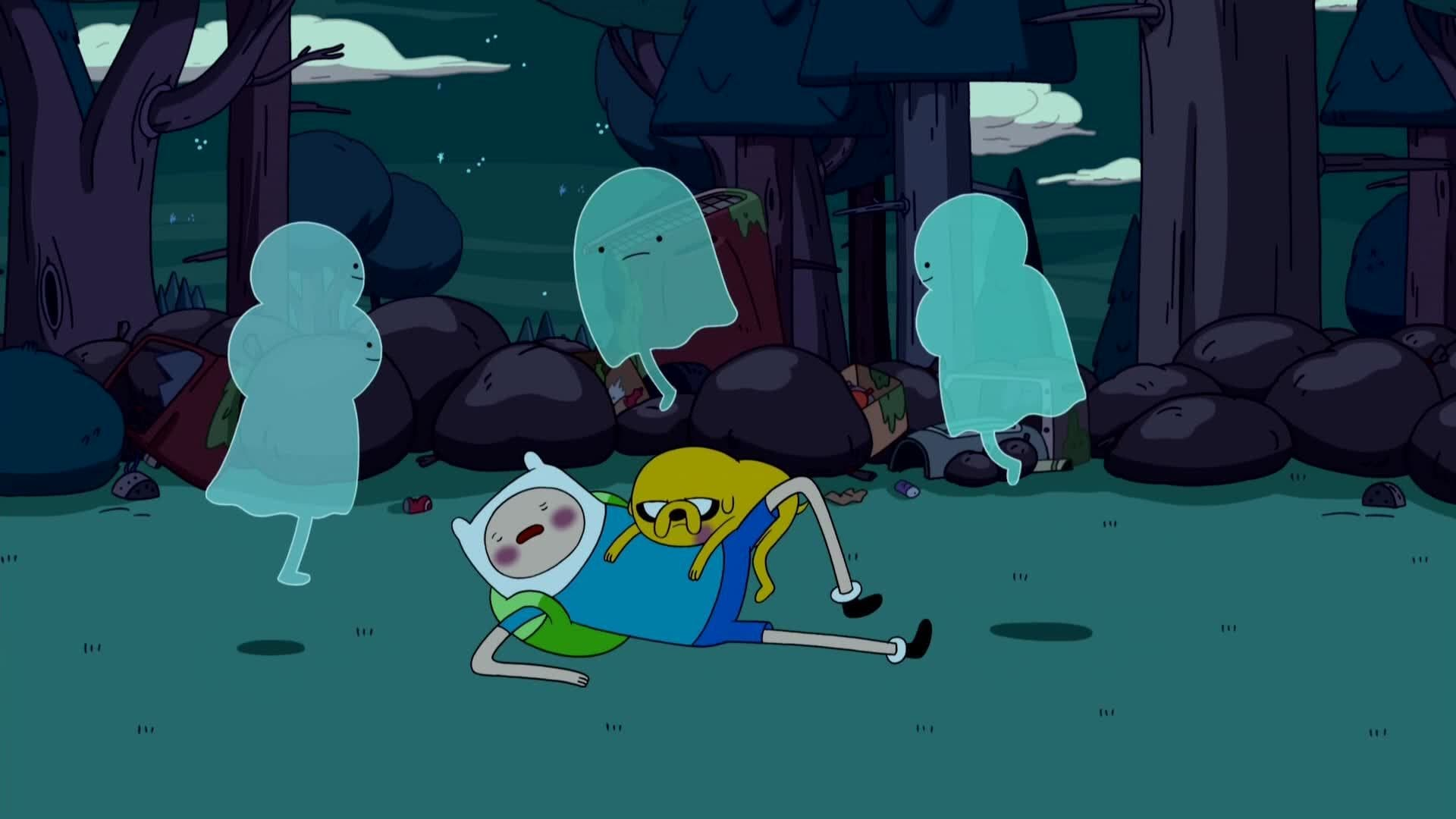 adventure time season two episode 8 mary russell and sherlock
