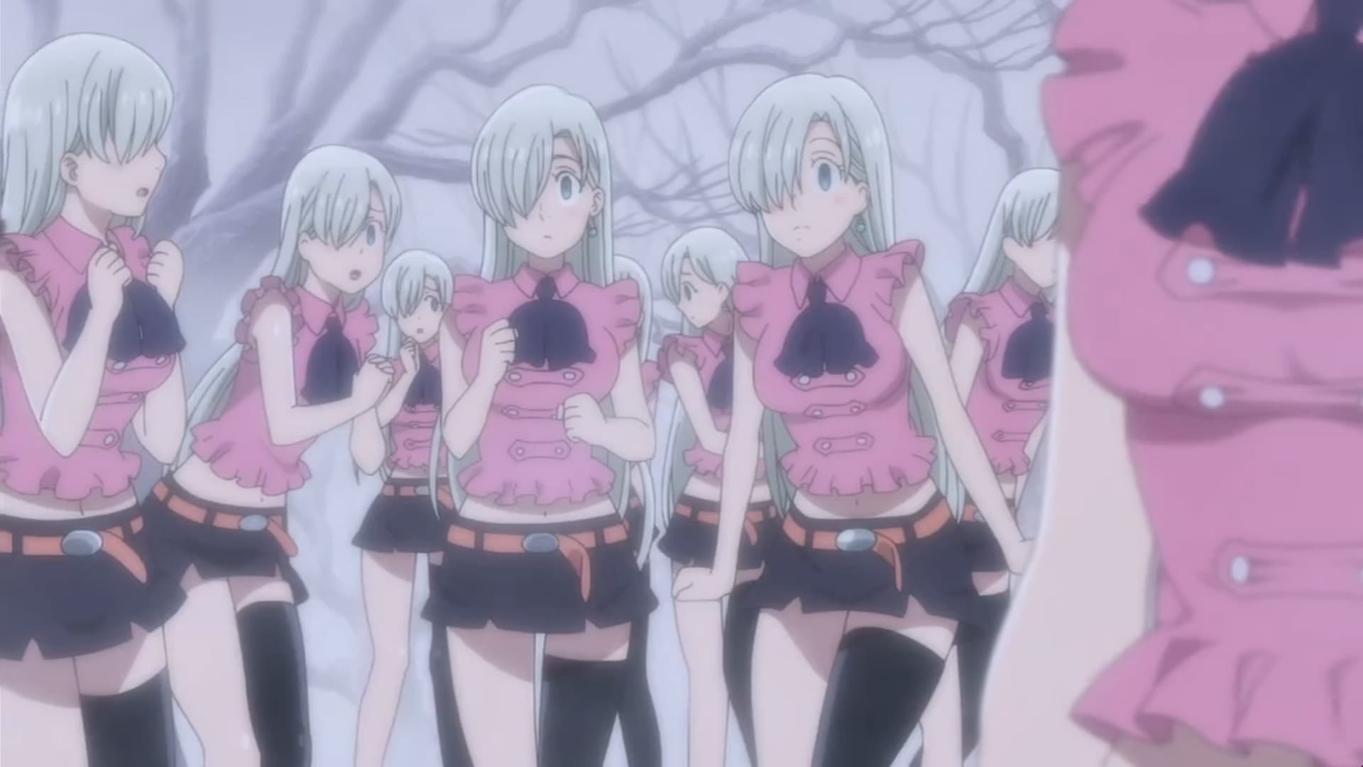 The Seven Deadly Sins Season 1 :Episode 3  Sin of the Sleeping Forest