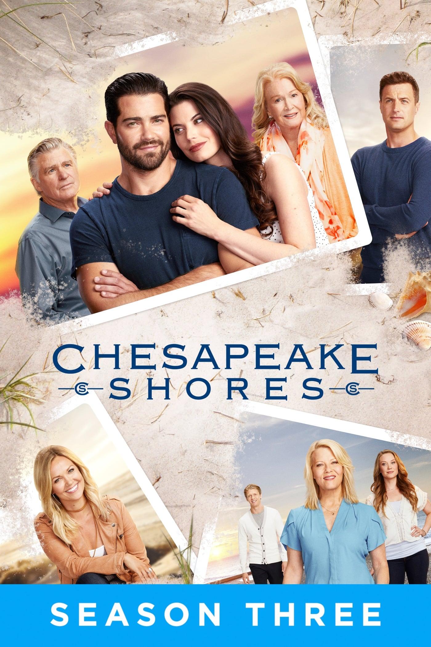 Chesapeake Shores Saison 3