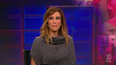 The Daily Show with Trevor Noah Season 16 :Episode 64  Kristen Wiig