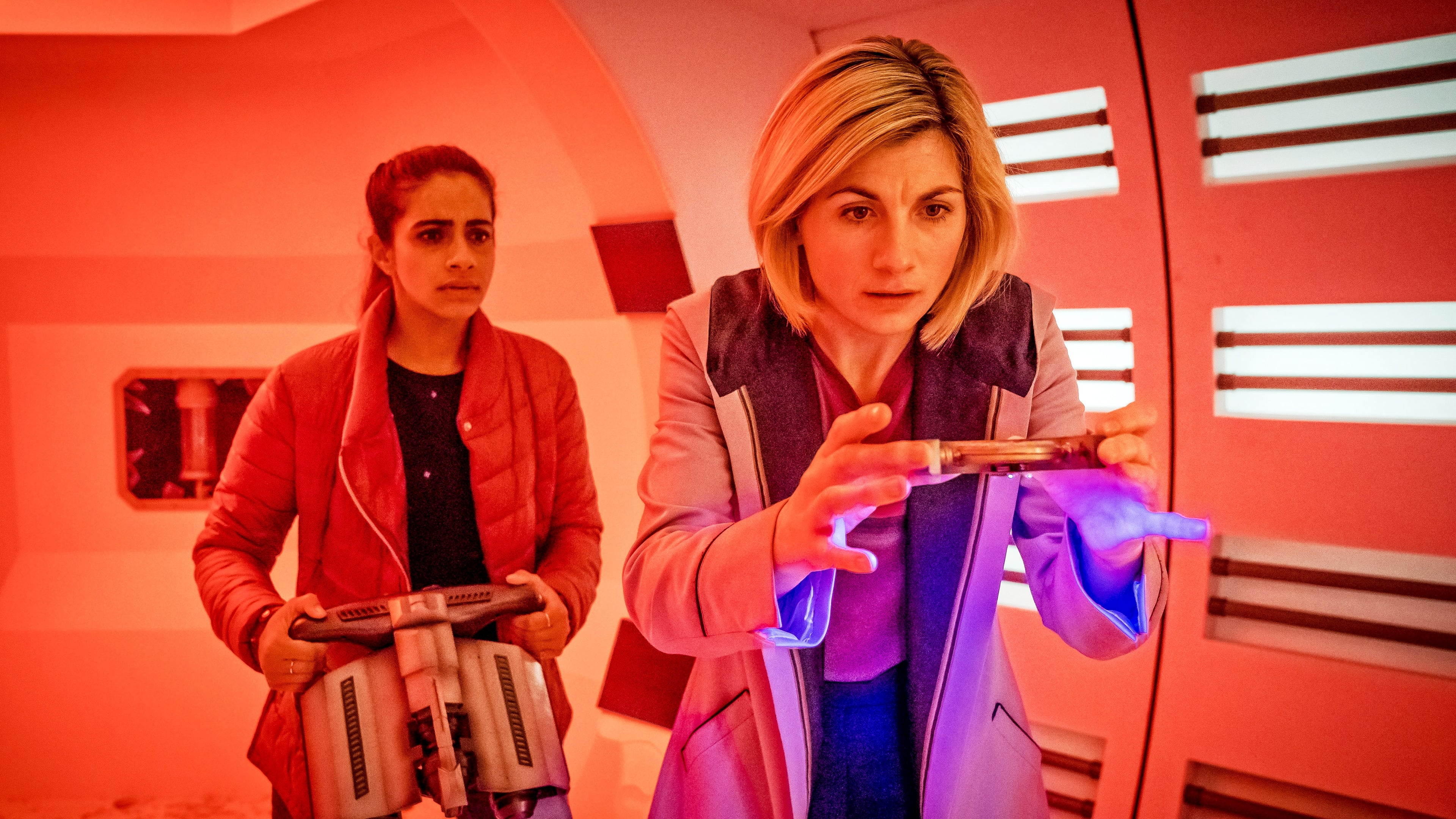 Doctor Who Season 11 :Episode 5  Das Tsuranga-Rätsel