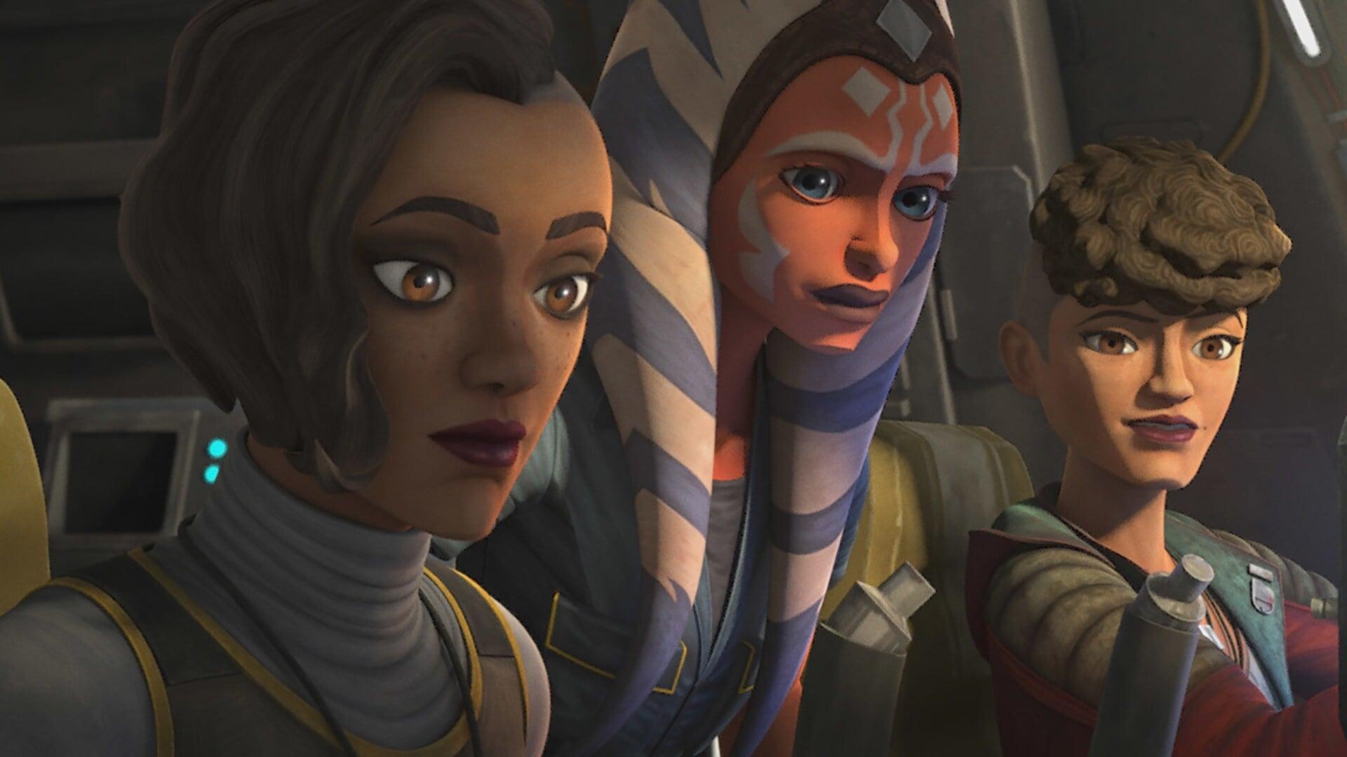 Star Wars: The Clone Wars - Season 7 Episode 6 : Deal No Deal