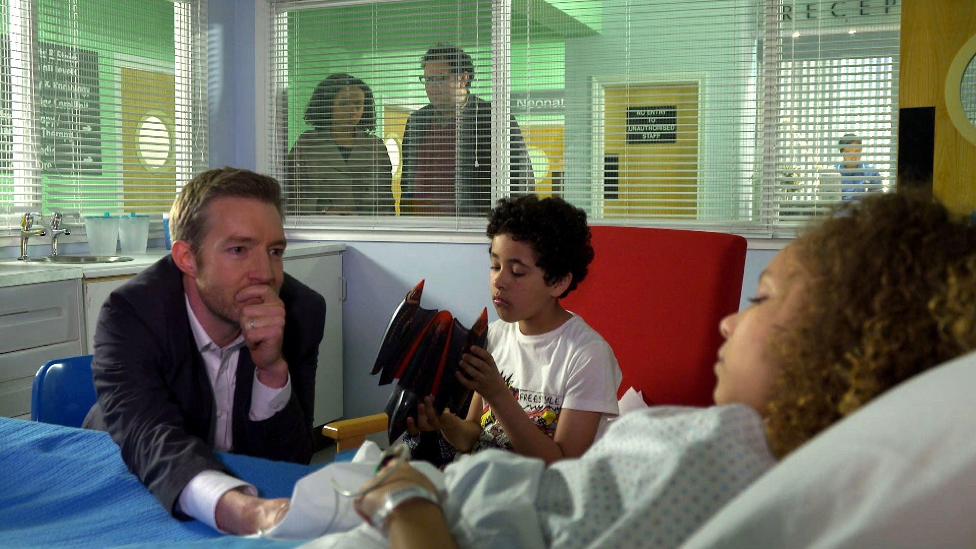 Doctors Season 18 :Episode 55  Duncan Day