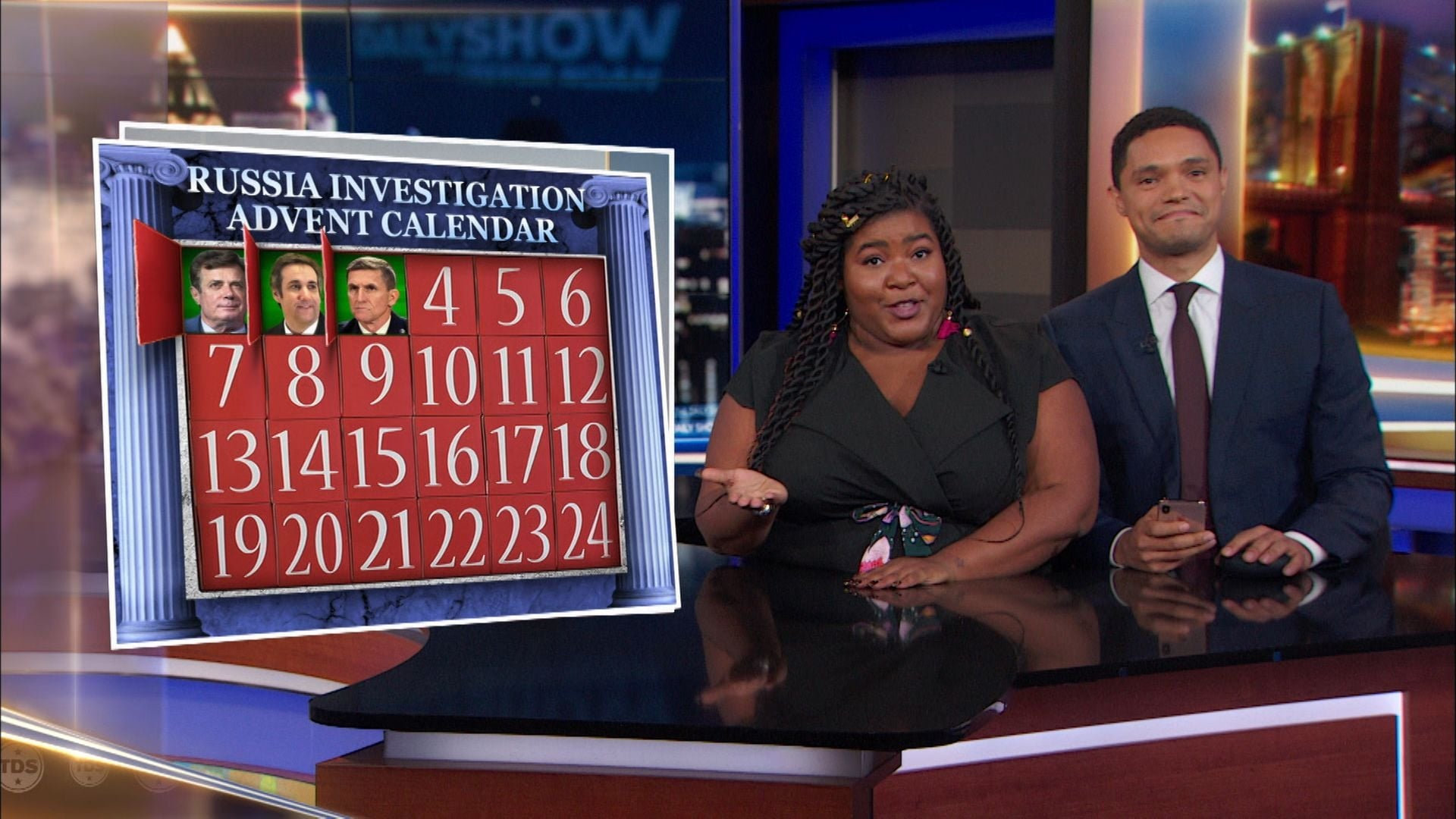 The Daily Show with Trevor Noah Season 24 :Episode 30  Jeremy Scott