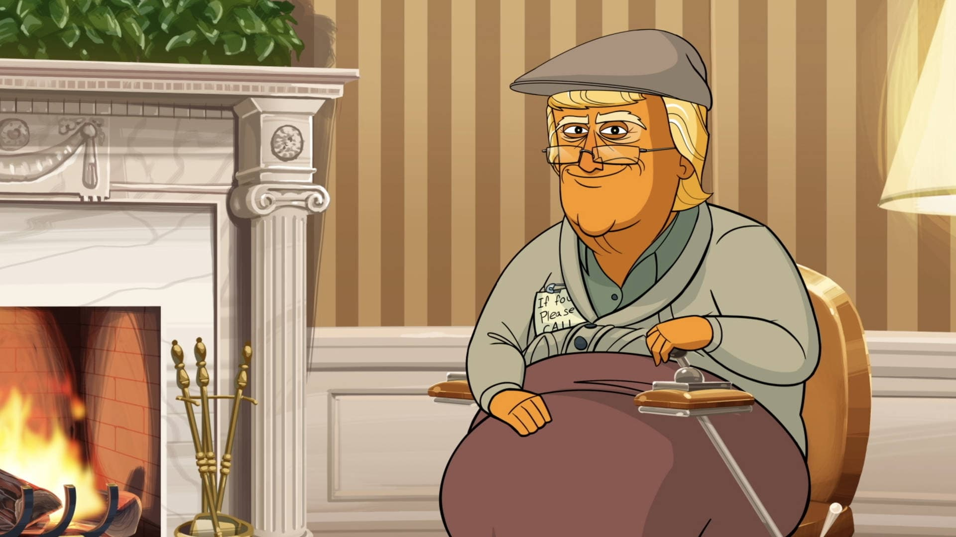 Our Cartoon President • S01E14