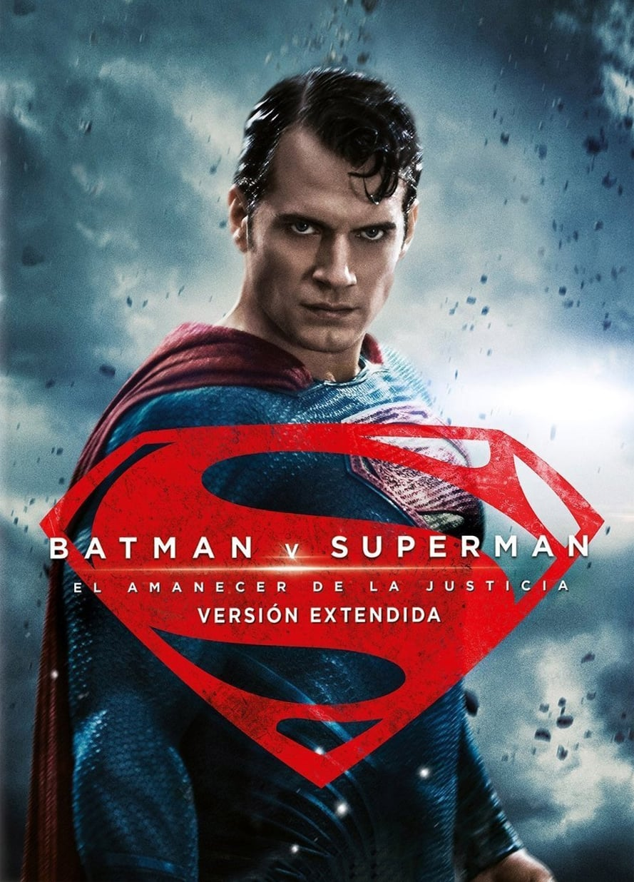Póster Batman v Superman: El Amanecer de la Justicia