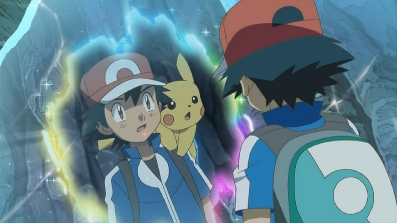 Pokémon Season 17 :Episode 37  Forging Forest Friendships!