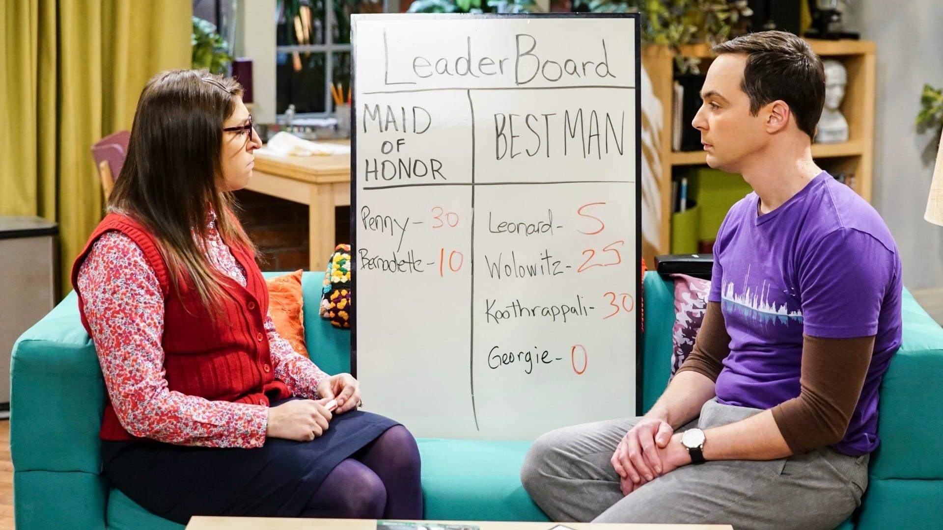 The Big Bang Theory Season 11 : The Matrimonial Metric