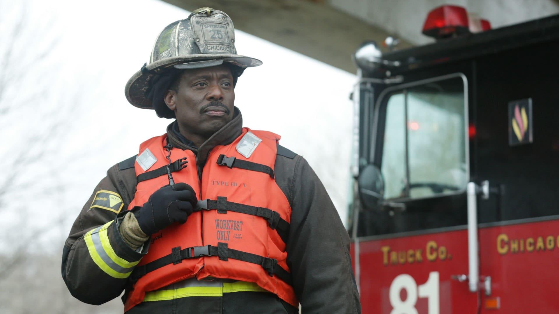 Chicago Fire Season 2 :Episode 21  Ein letzter Versuch