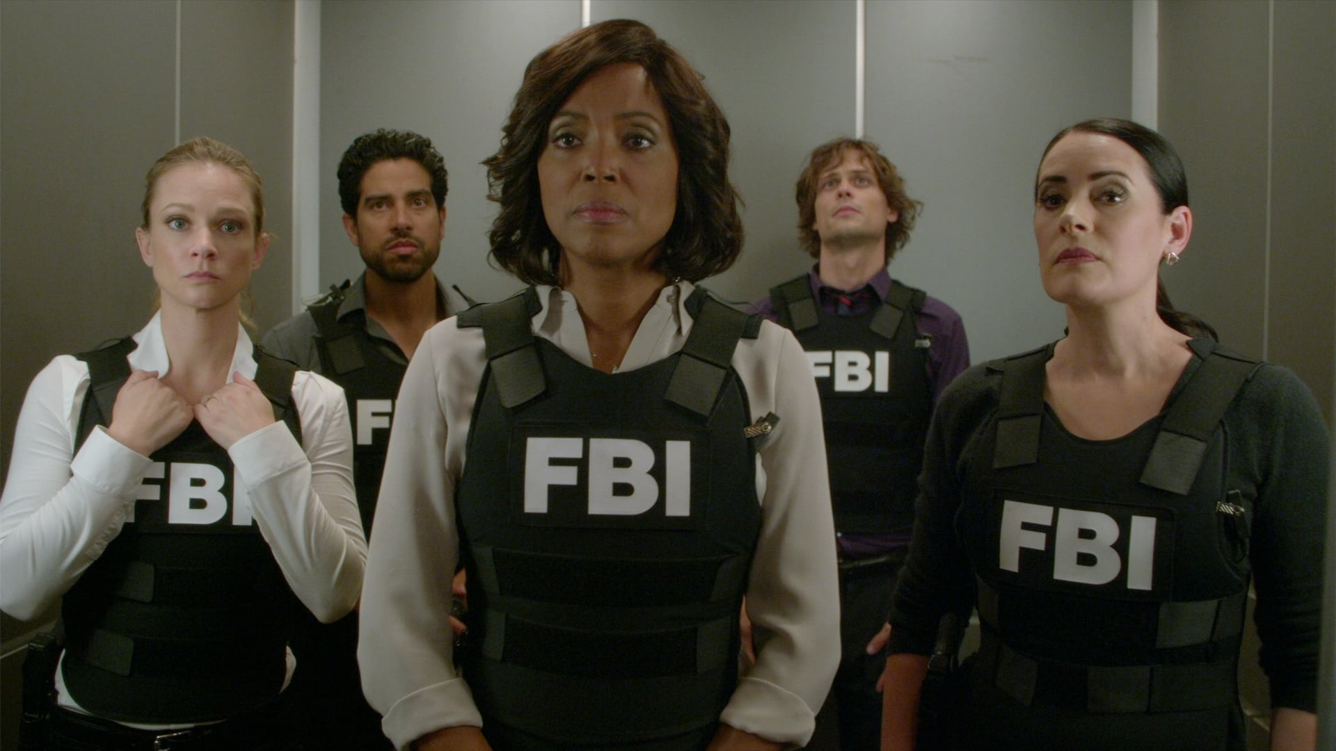 Criminal Minds - Season 12 Episode 7 : Mirror Image