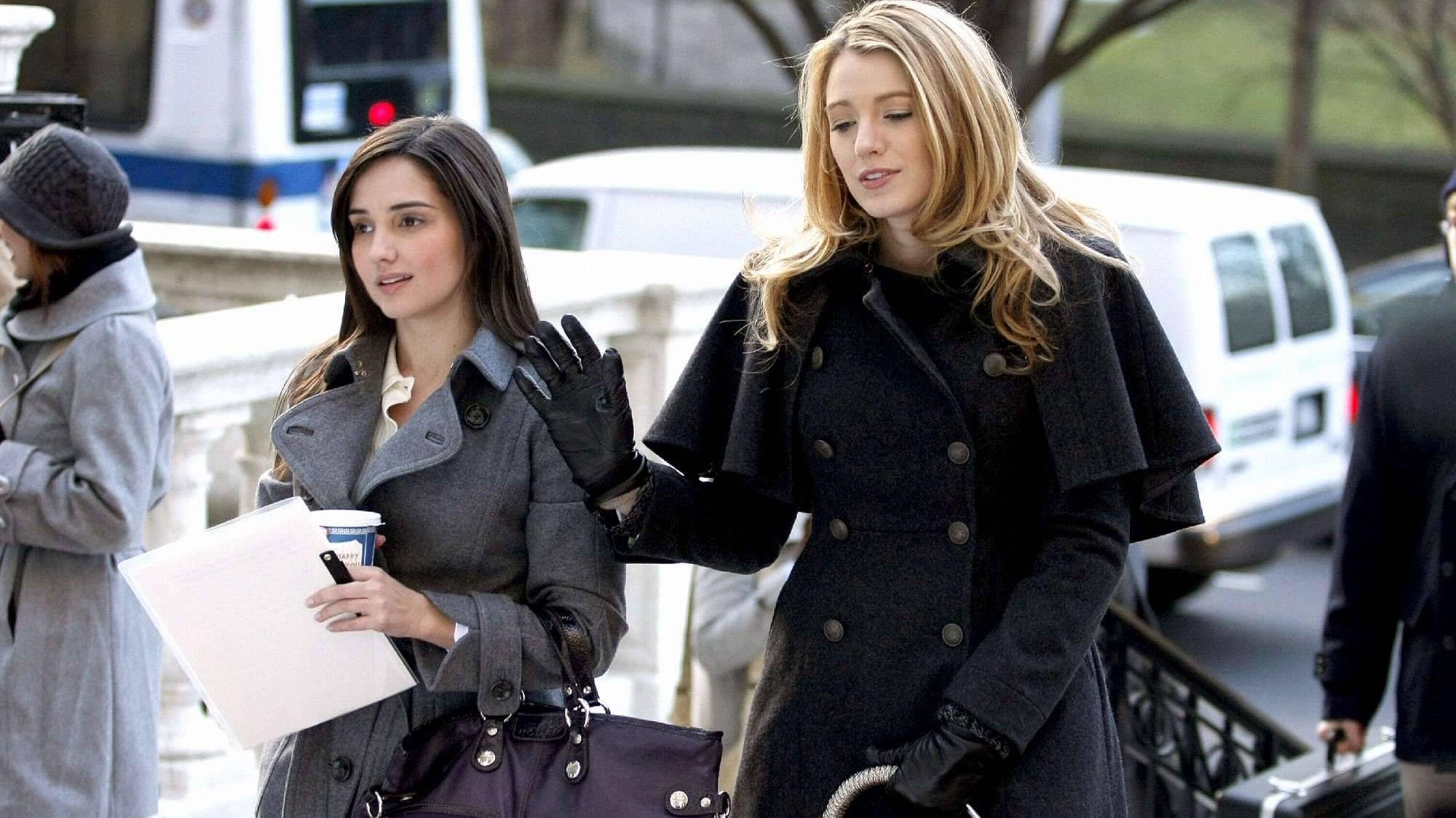 Watch Gossip Girl Season 1 For Free Online 123movies.com