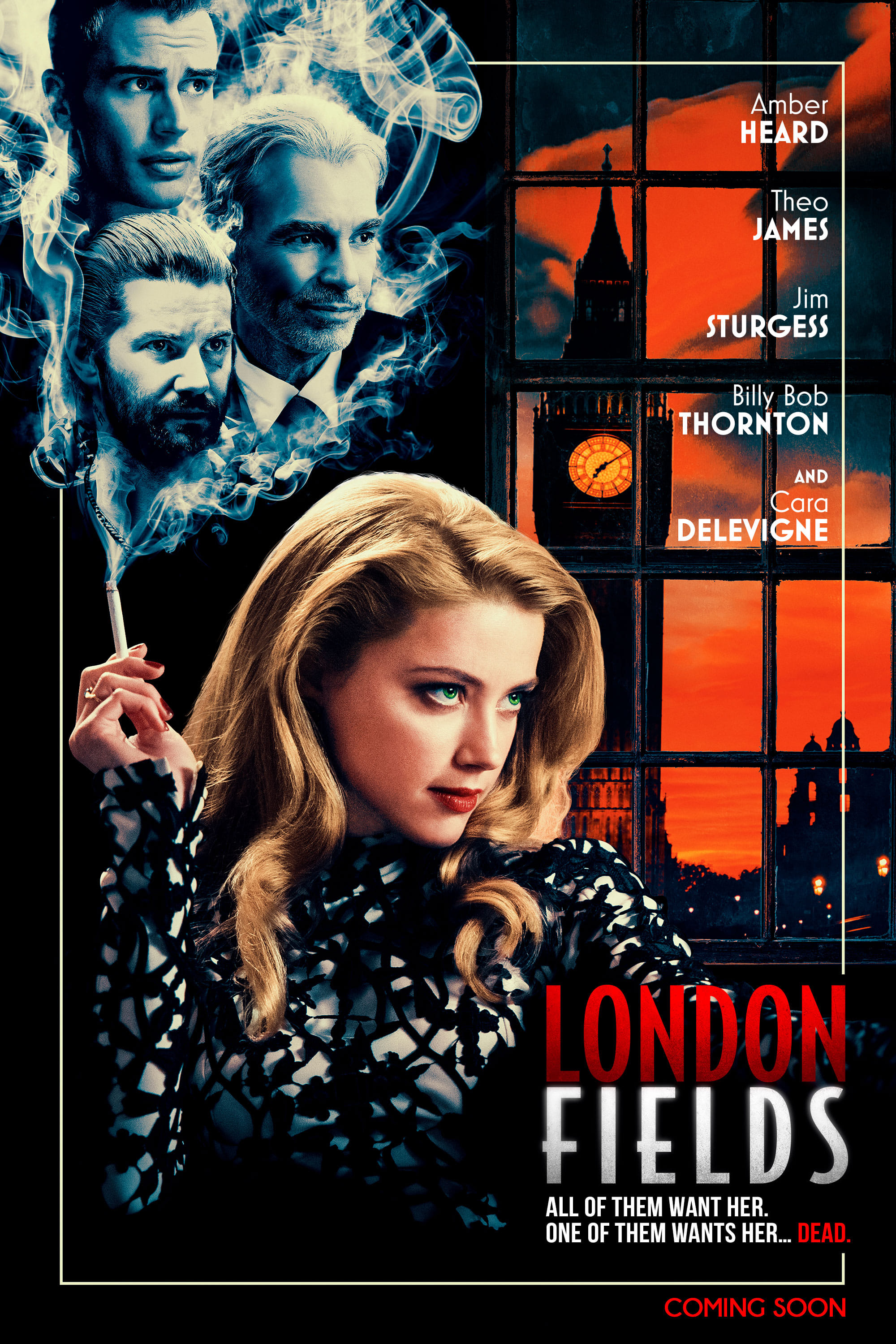 image for London Fields