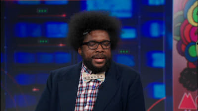 The Daily Show with Trevor Noah Season 18 :Episode 122  Ahmir 'Questlove' Thompson