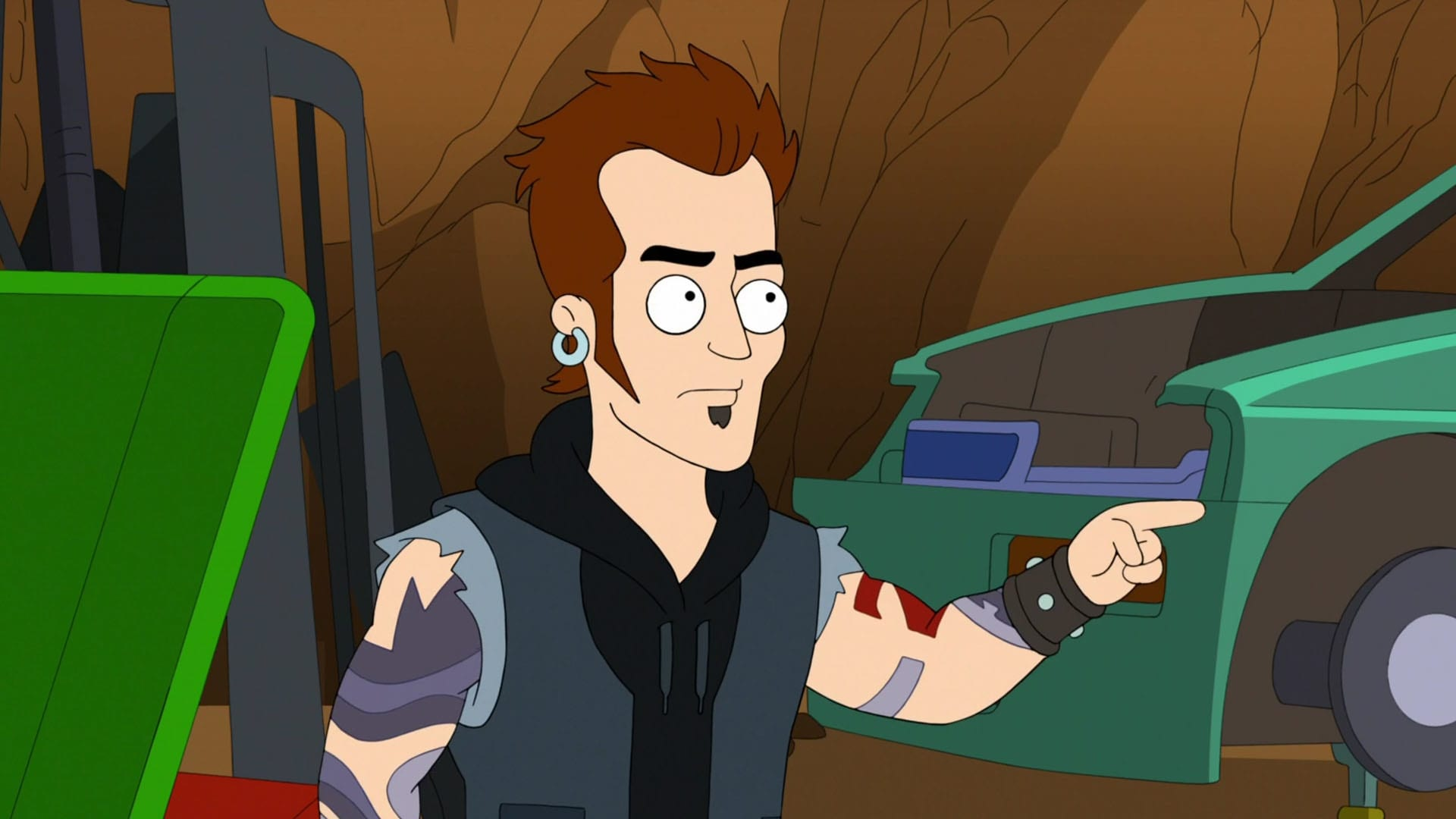 American Dad! Season 14 :Episode 10  A Nice Night for a Drive