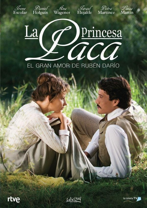 Póster La princesa Paca