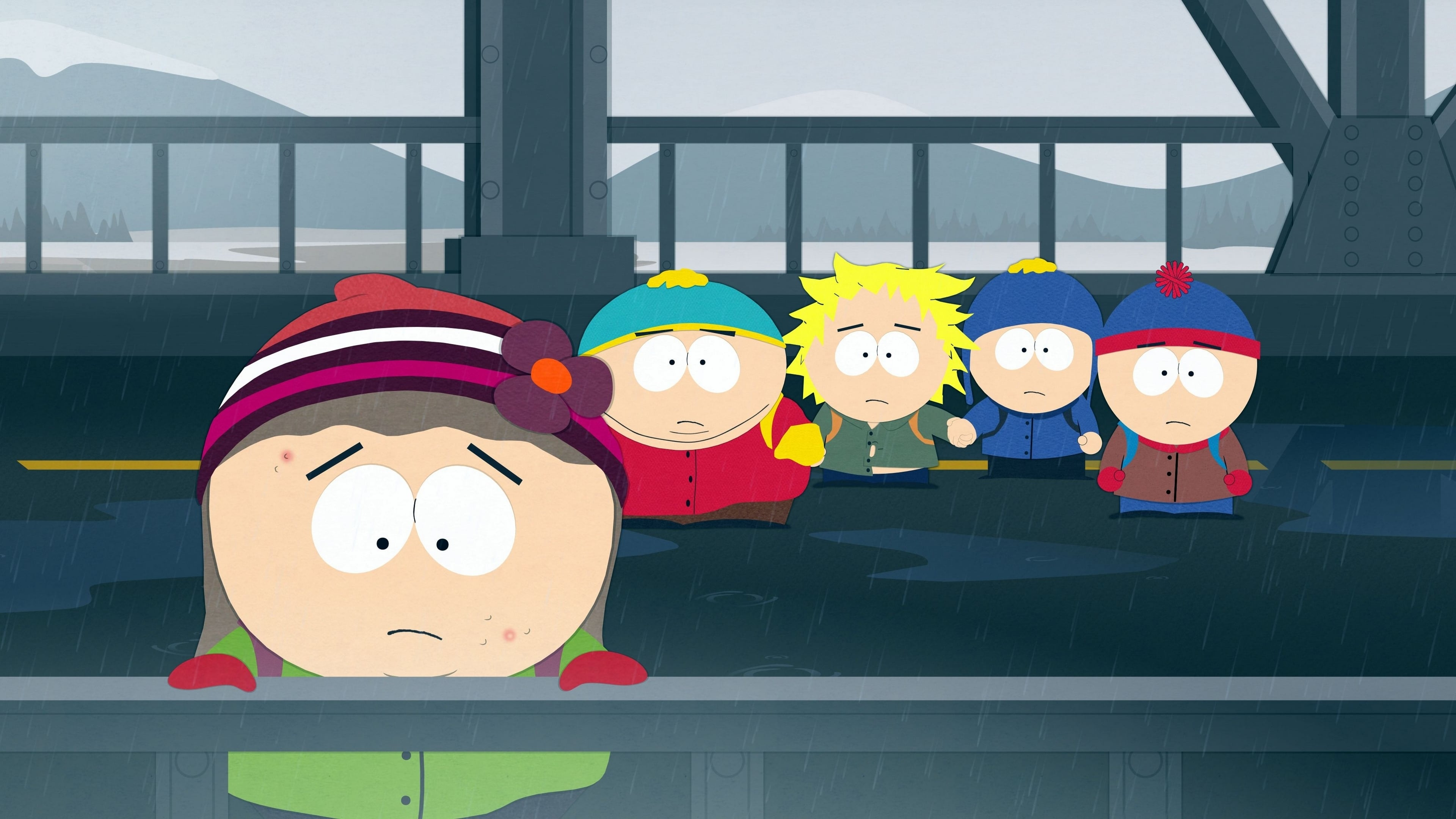 South Park Season 21 :Episode 10  Splatty Tomato