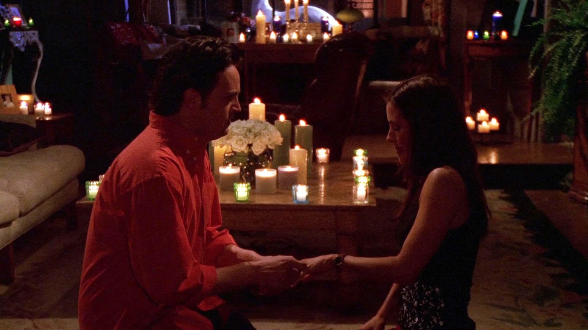 Friends Season 6 :Episode 25  The One with the Proposal (2)