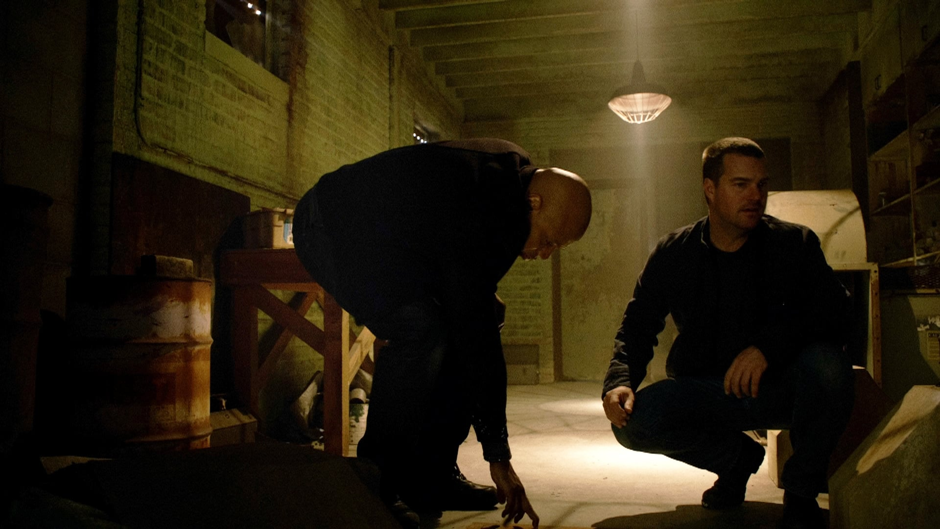 NCIS: Los Angeles Season 6 :Episode 15  Forest for the Trees