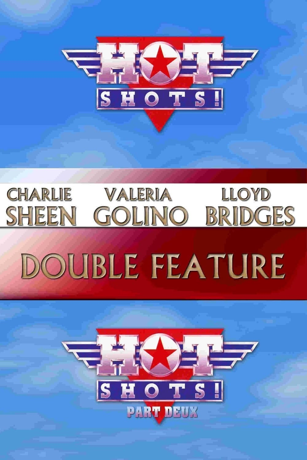 all movies from hot shots  collection saga are on movies