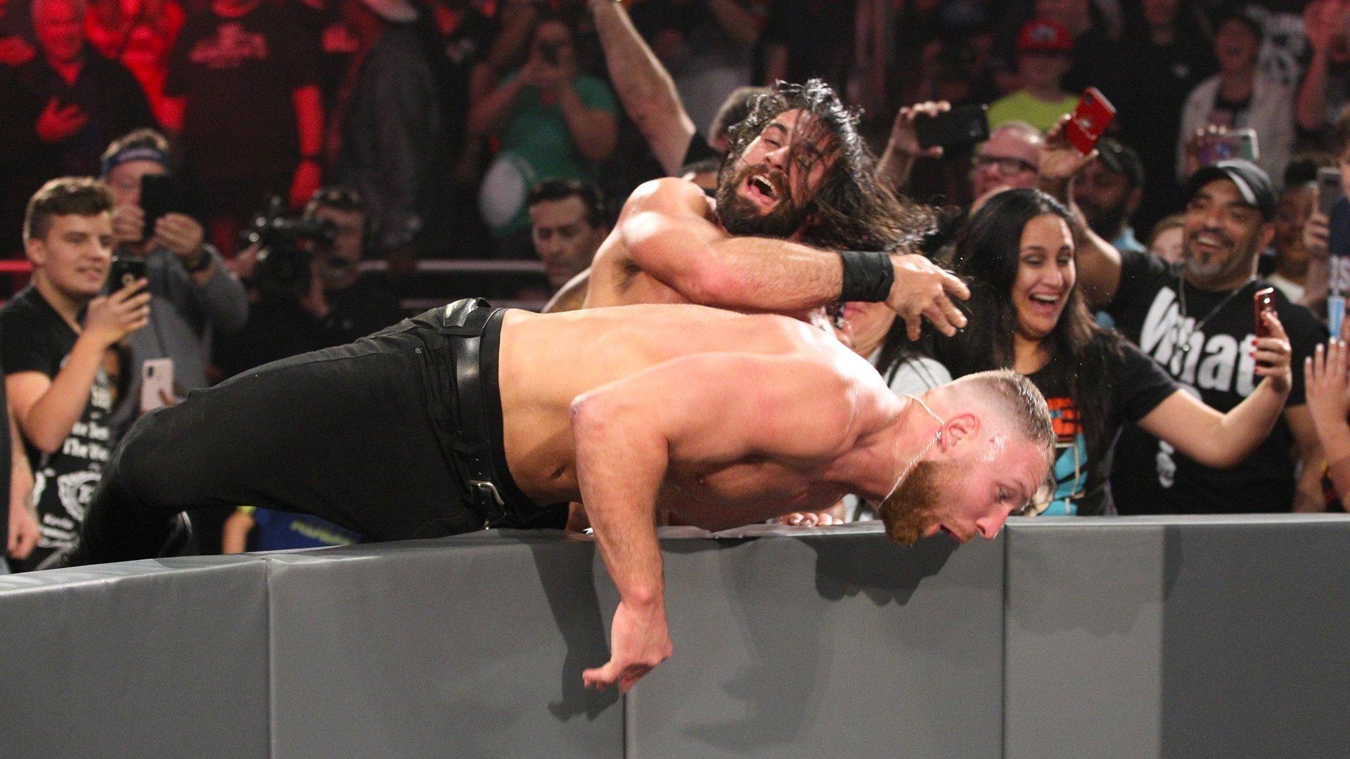 WWE Raw Season 27 :Episode 1  January 7, 2019 (Orlando, FL)