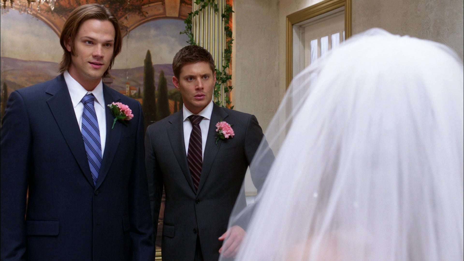 Supernatural Season 7 :Episode 8  Season Seven, Time for a Wedding!