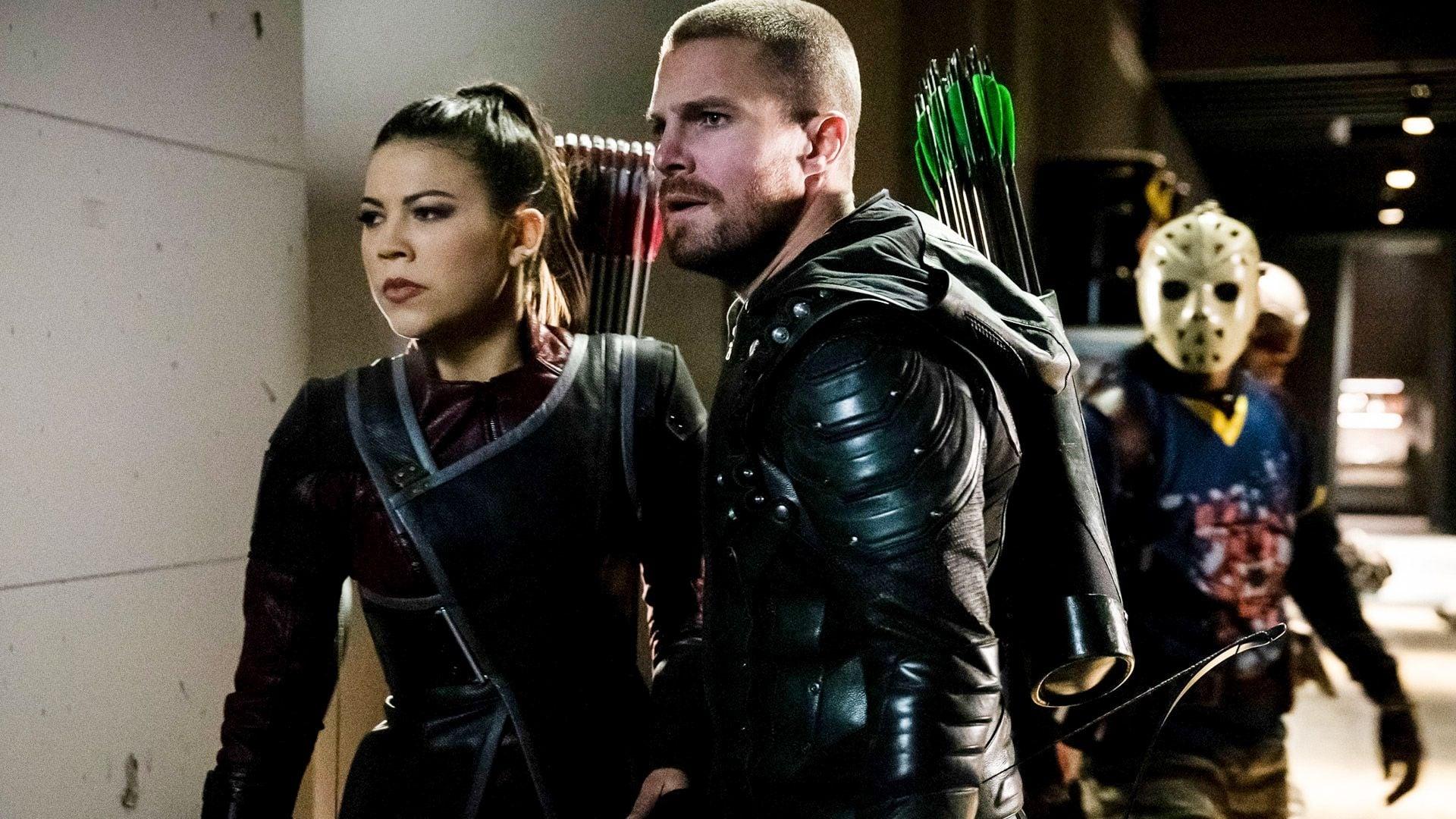 Arrow Season 7 :Episode 17  Inheritance