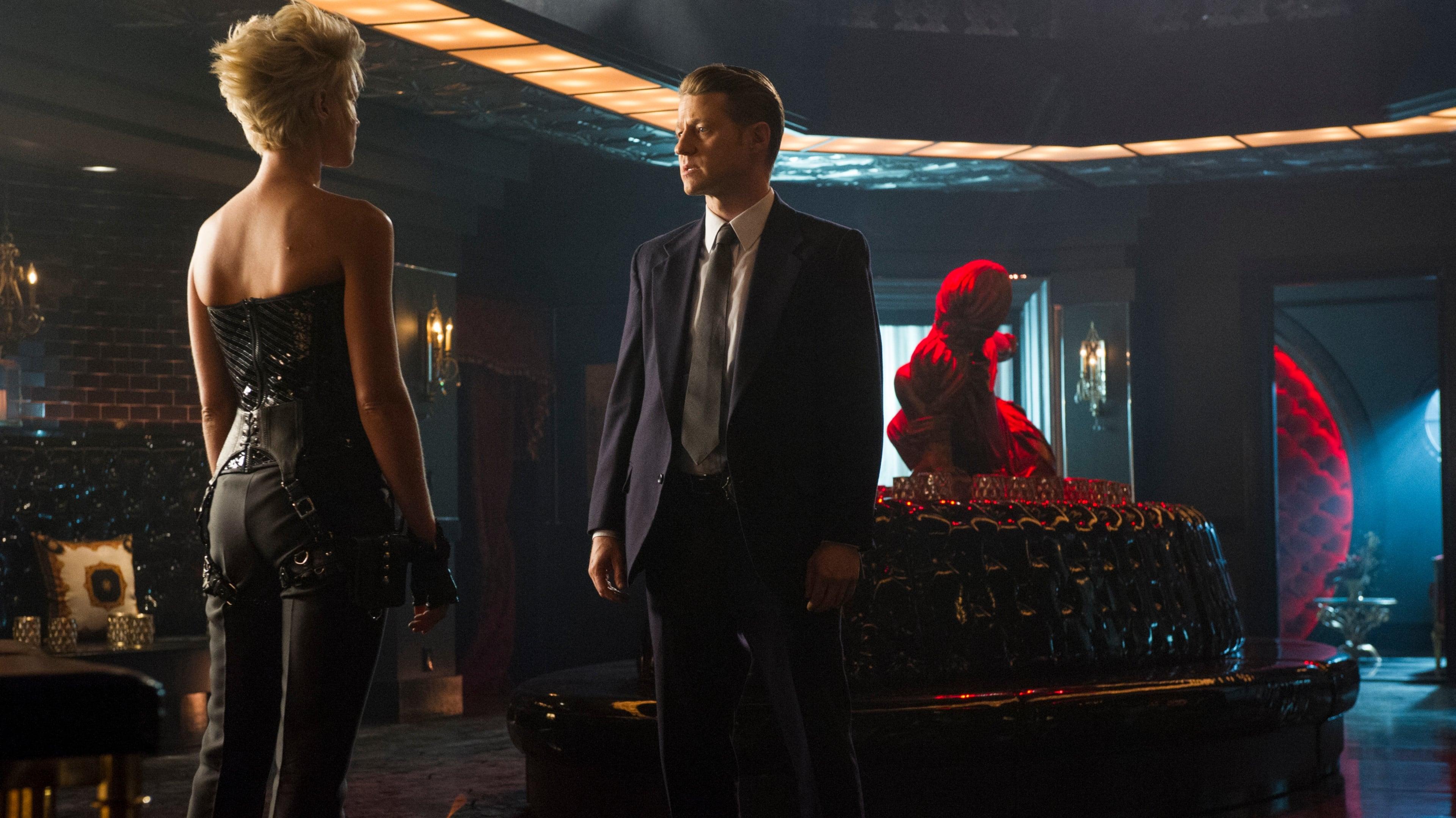 Gotham Season 5 :Episode 4  Legend of Dark Knight: Ruin