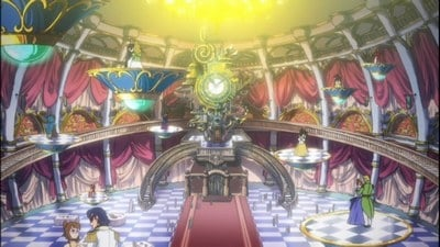 Fairy Tail Season 3 :Episode 29  Magic Dance Ball