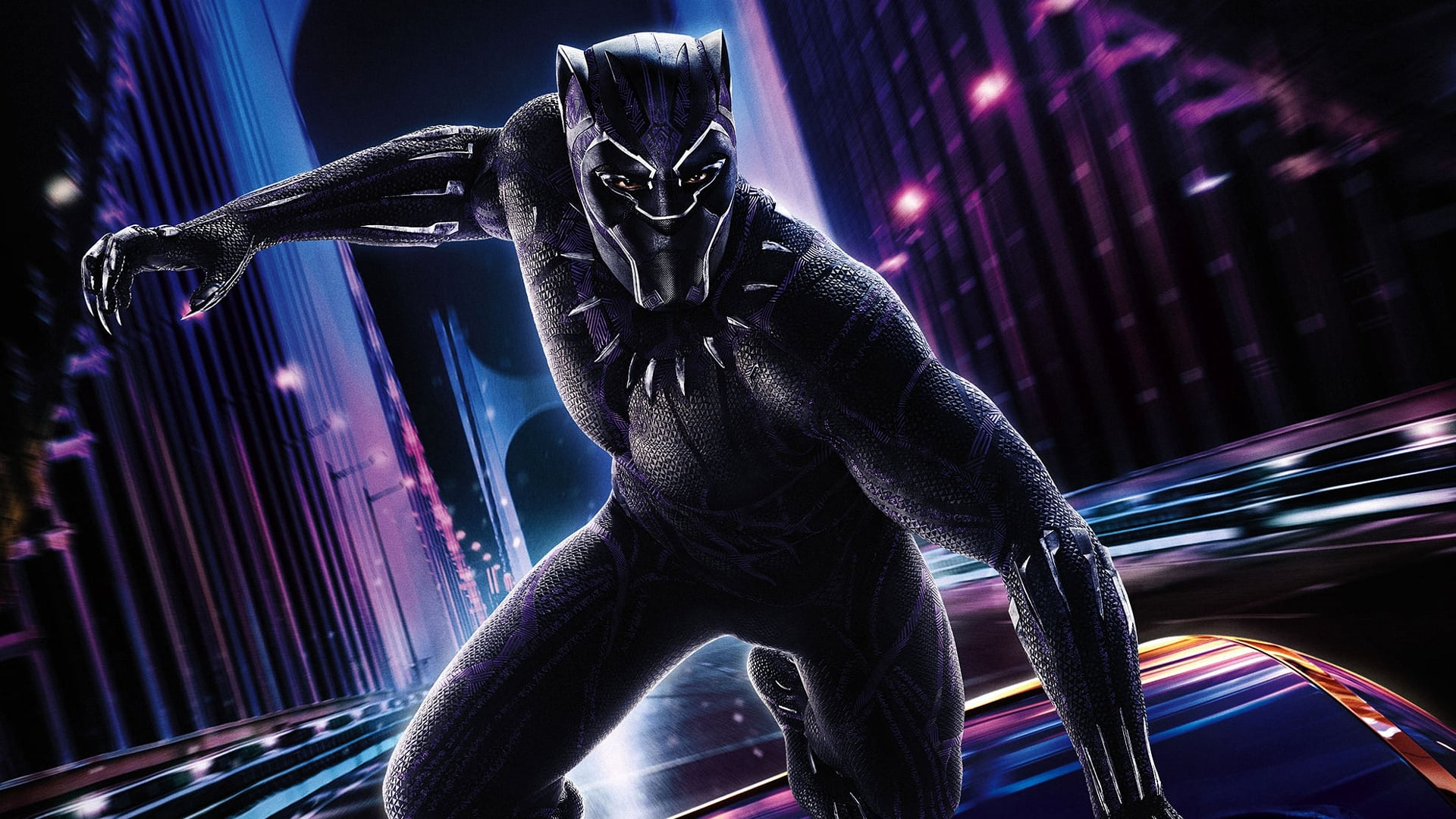 Full Free Watch Black Panther 2018 Online Movies