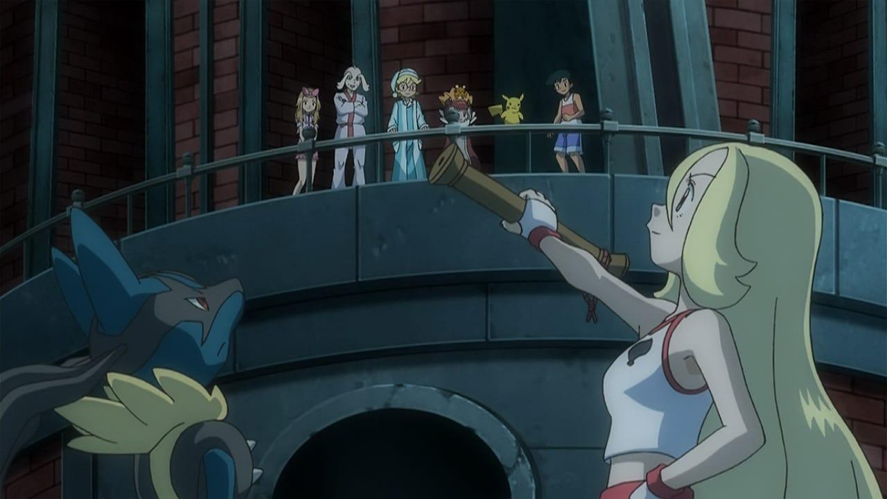 Pokémon Season 17 :Episode 42  Origins of Mega Evolution!