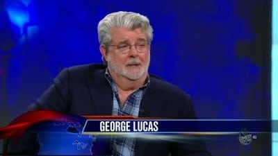 The Daily Show with Trevor Noah Season 15 :Episode 2  George Lucas