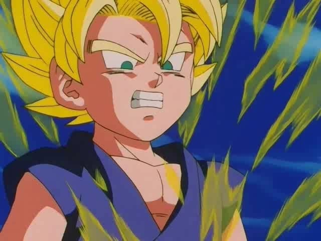 Dragon Ball GT Season 1 :Episode 20  Surprise!! Son Goku's Attacked By a Metal Storm