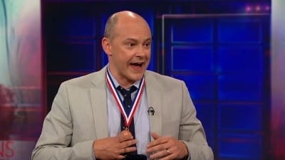 The Daily Show with Trevor Noah Season 17 :Episode 142  Rob Corddry