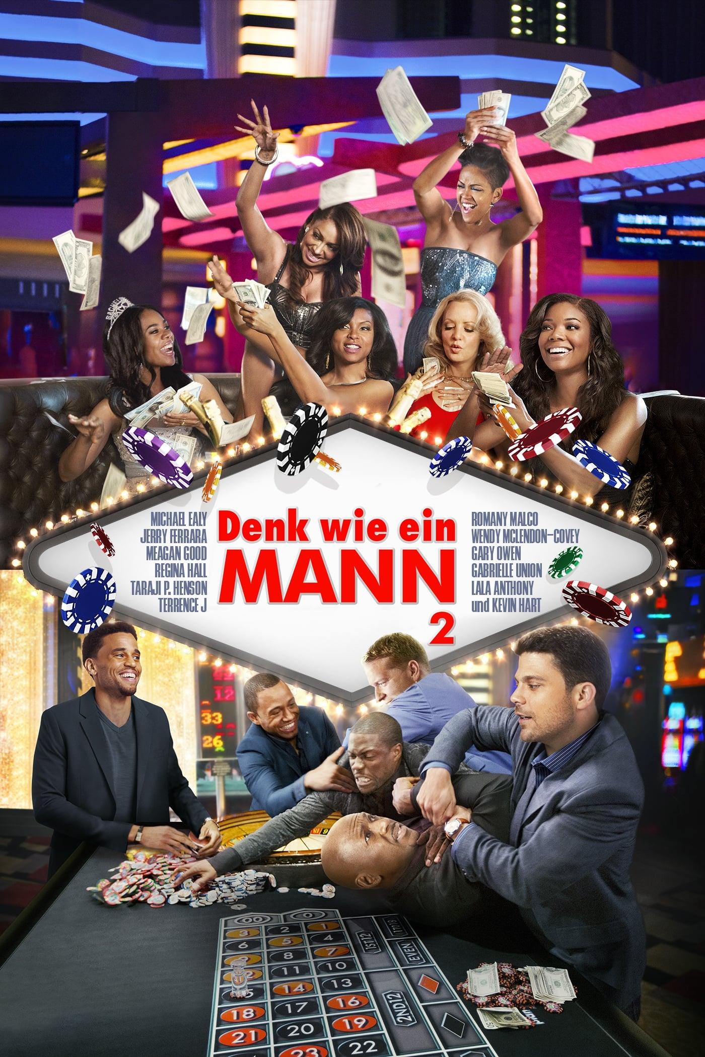 Denk wie ein Mann 2 (2014) Ganzer Film Deutsch